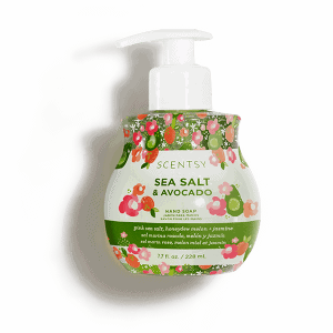 Sea Salt & Avocado Hand Soap