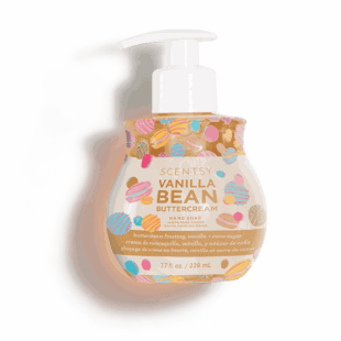 Vanilla Bean Buttercream Hand Soap