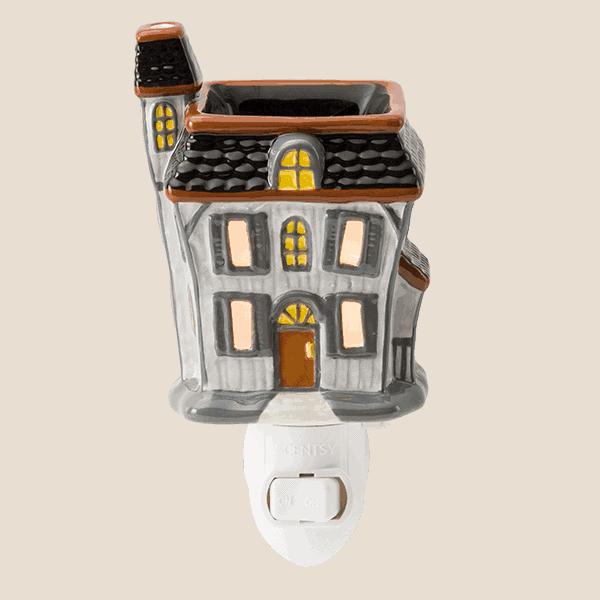 Haunted House Mini Scentsy Warmer