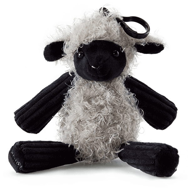 Lulu the Lamb Buddy Clip