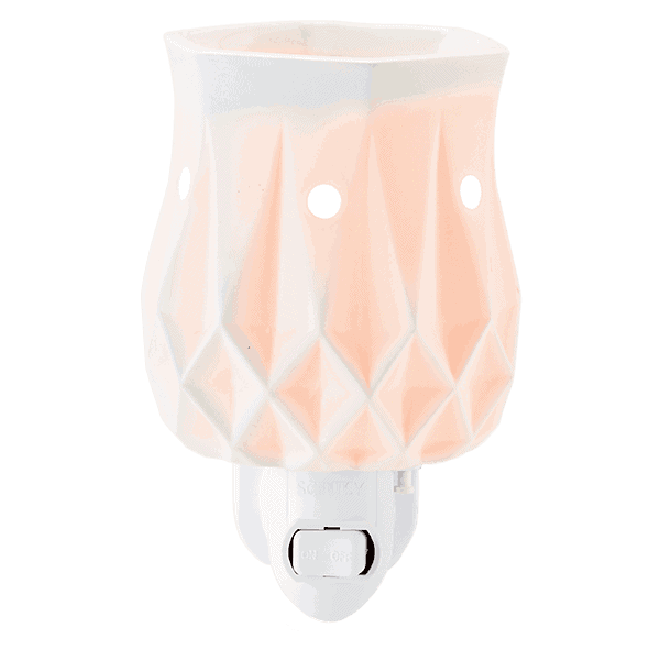 Alabaster Mini Scentsy Warmer