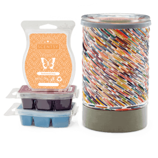 Scentsy System $76 Warmers