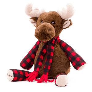 Milford the Moose Scentsy Buddy