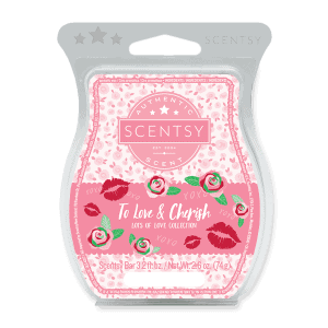 To Love & Cherish Scentsy Bar