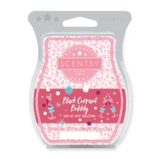 Black Currant Bubbly Scentsy Bar