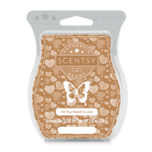 All You Need is Love Scentsy Bar
