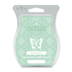 Bonfire Beach Scentsy Bar