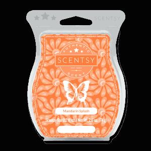 Mandarin Splash Scentsy Bar