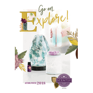 Scentsy Autumn Winter 2018 Catalogue R3