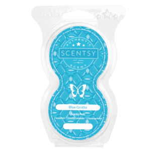 Blue Grotto Scentsy Pods