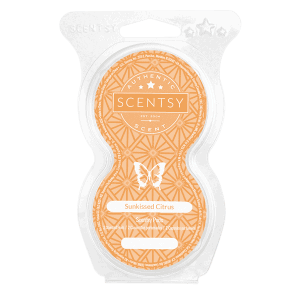 Sunkissed Citrus Scentsy Pods