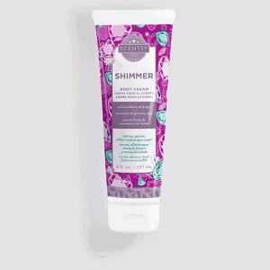 Shimmer Body Cream