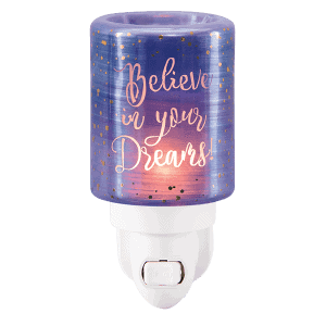 Believe in your Dreams Mini Scentsy Warmer
