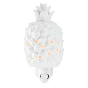 Queen Pineapple Mini Scentsy Warmer
