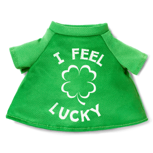 Buddy Clothing I Feel Lucky Tee