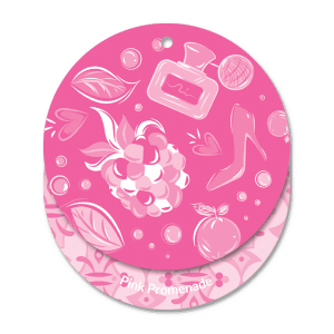 Pink Promenade Scent Circle