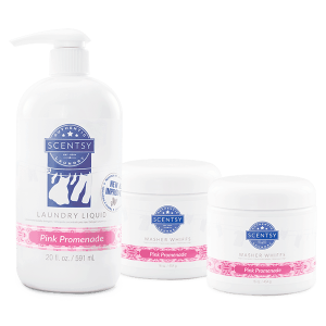 Pink Promenade Laundry Bundle