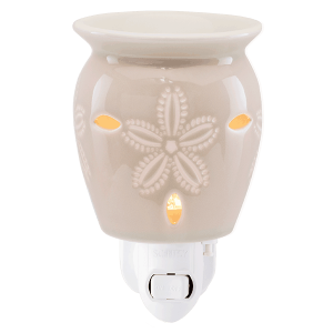 Sand Dollar - Mini Scentsy Warmer