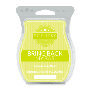 Jumpin Jelly Bean Scentsy Bar BBMB