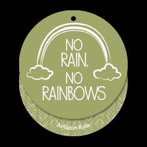 Amazon Rain Scent Circle