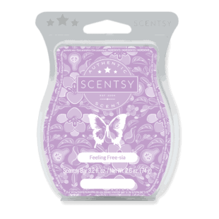Feeling Free-sia Scentsy Bar