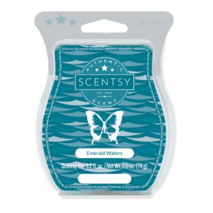 Emerald Waters Scentsy Bar