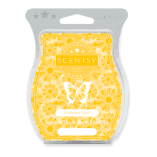 Sunflower Patch Scentsy Bar