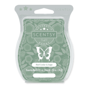 Red Cedar & Sage Scentsy Bar