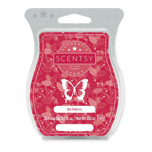 Be Merry Scentsy Bar