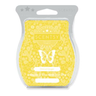 Hint of Ginger Scentsy Bar