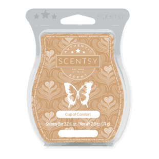 Cup of Comfort Scentsy Bar