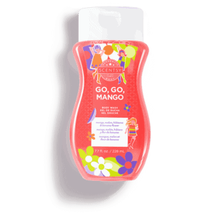 Go, Go Mango Body Wash