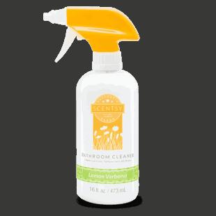 Lemon Verbena Bathroom Cleaner