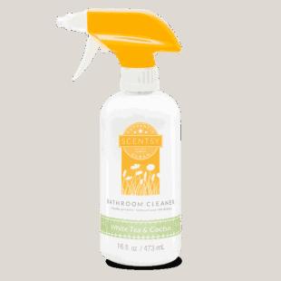 White Tea & Cactus Bathroom Cleaner