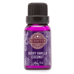 Berry Vanilla Coconut 100% Natural Oil