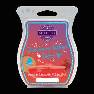 Strawberry Daiquiri Disco Scentsy Bar
