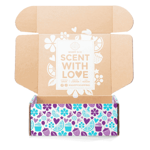 Scentsy Whiff Box Open