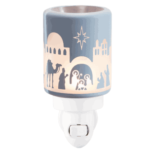 Holy Night Mini Scentsy Warmer