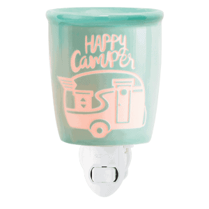 Happy Camper Mini Scentsy Warmer