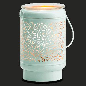 Lace Lantern Scentsy Warmer