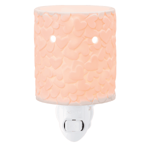 Share Your Heart Mini Scentsy Warmer