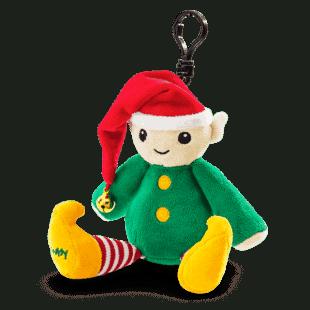 Elliot Elf Buddy Clip