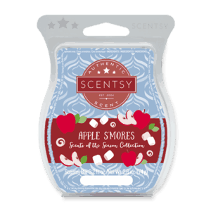 Apple S'mores Scentsy Bar