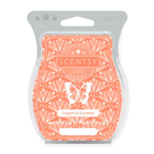 Grapefruit Sunshine Scentsy Bar