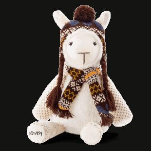Ande the Alpaca Scentsy Buddy