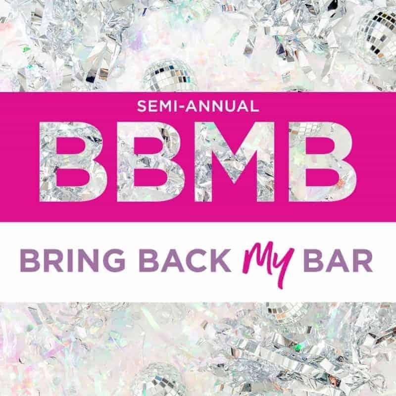 Bring Back My Bar BBMB – Jan 2019