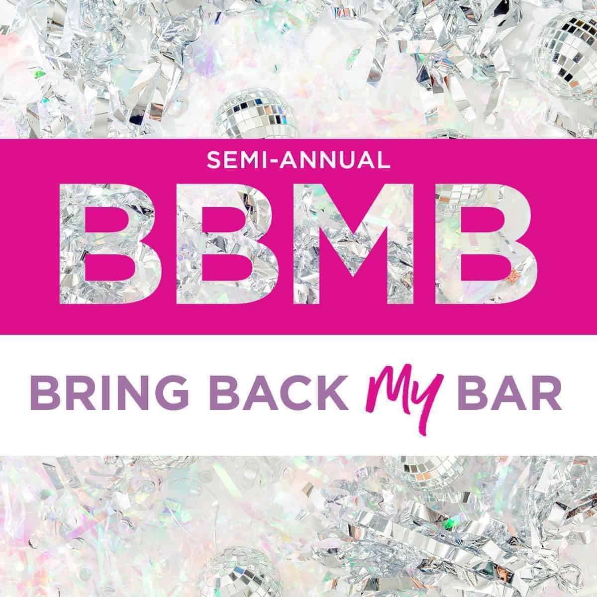 Bring Back my Bar BBMB Jan 2019