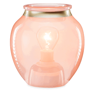Brushed Blush Scentsy Warmer