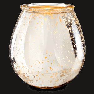 Mercury Glass Scentsy Warmer