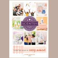 Scentsy Catalogue Cover Australia